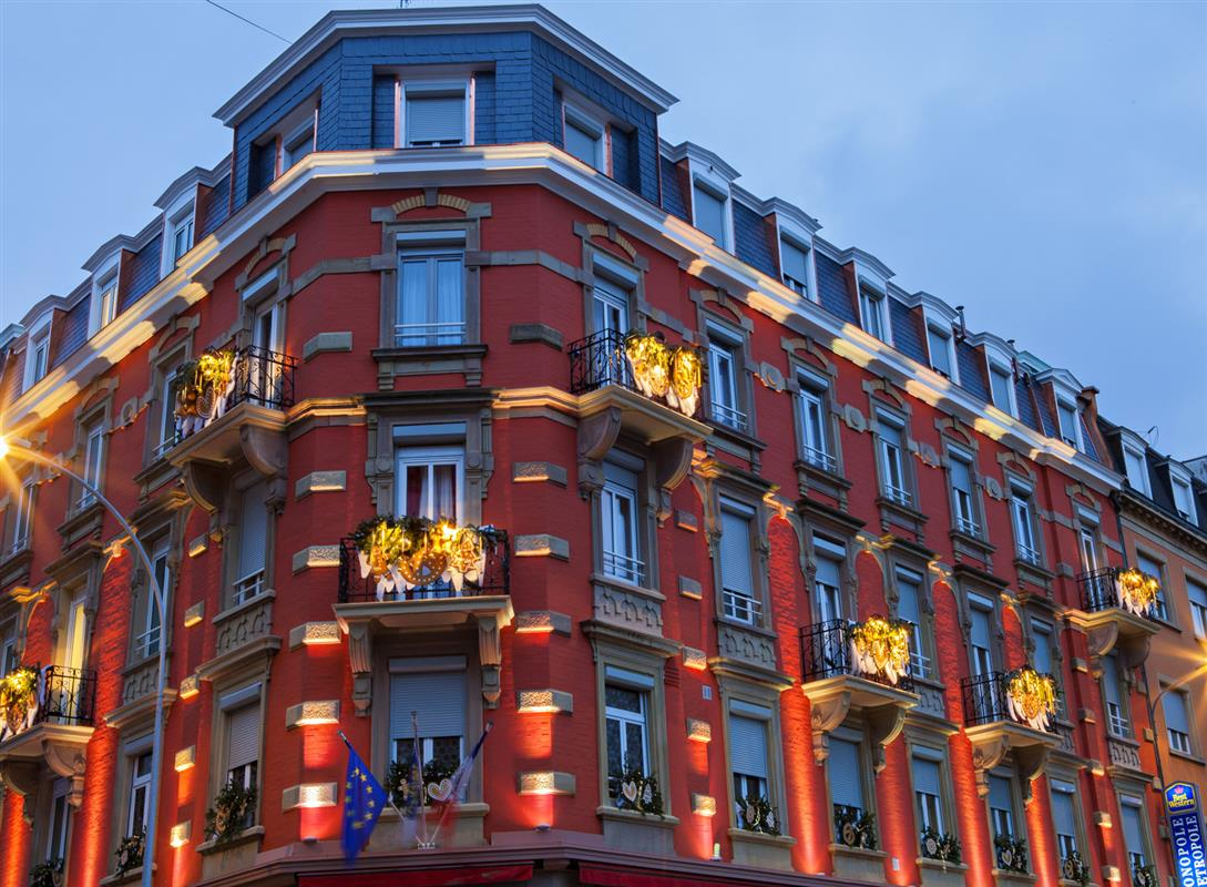 Ideally located in Strasbourg town centre - Hotel Strasbourg city ...